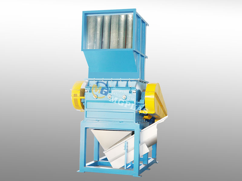CE Approved Plastic Crusher Machine For Plastic Films