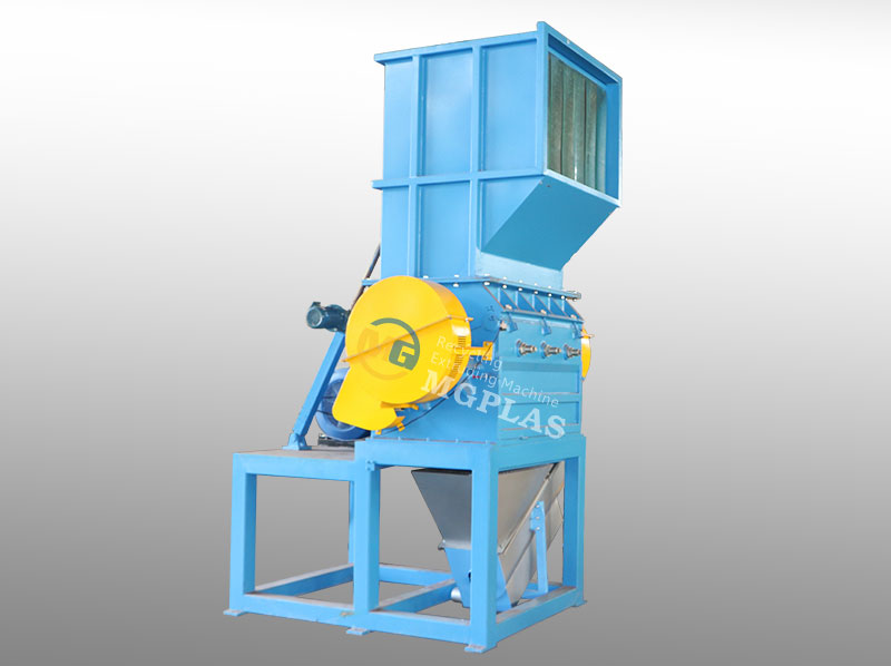 High Quality Plastic Bag Crusher Working With Water