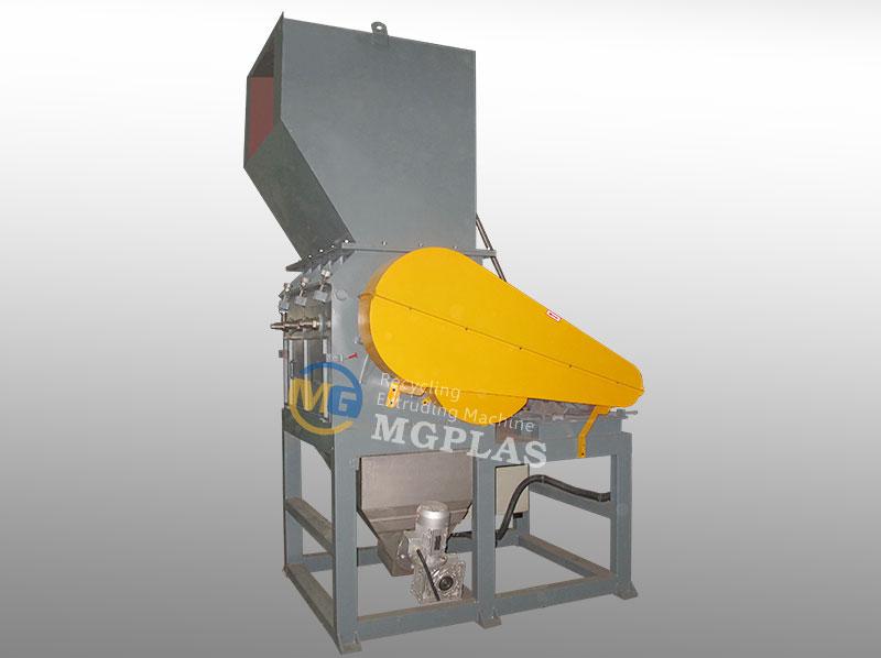 Popular Plastic Woven Bag Crusher Machine