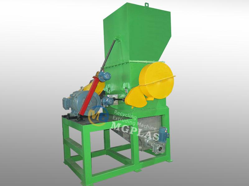 Zhangjiagang Heavy PET Bottle Crushing Machine