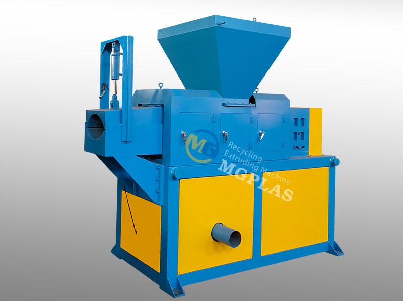 Factory Price PP PE Plastic Film Squeezer Machine