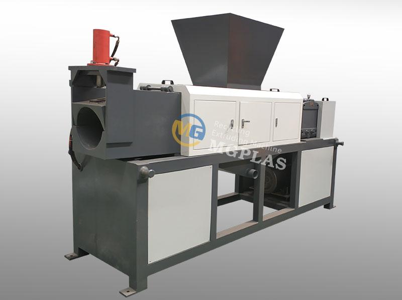 Economic Plastic Film Screw Press Dryer