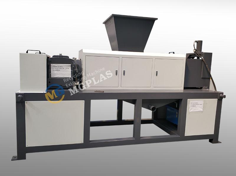 High Automation Screw Press PP PE Film Squeezing Machine