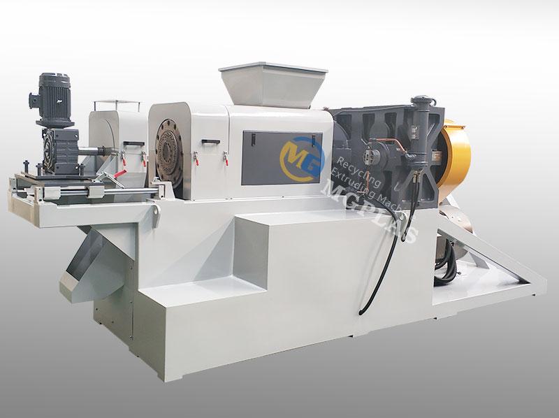 Good Quality Plastic Squeezing Agglomerating Machine For Plastic Films