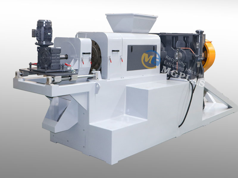 Popular Strong PP PE Plastic film Squeezing Agglomerating Machine