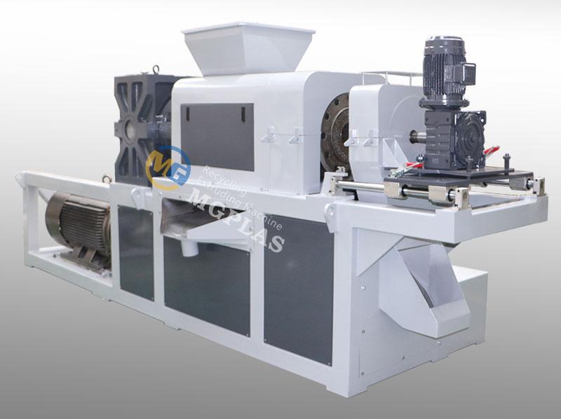 2019 New Design Plastic film Squeezing Granulator