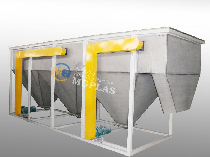 High Efficiency PP PE Film Recycling Line
