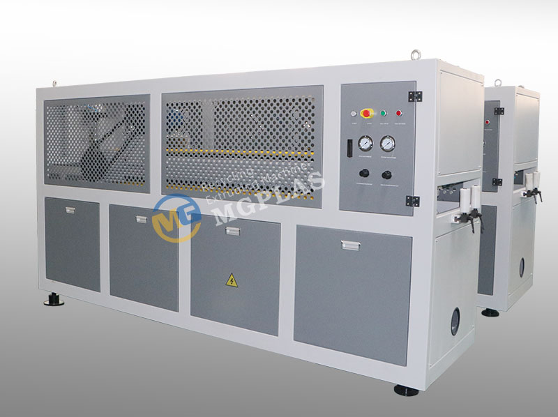 High quality Wood Plastic HDPE WPC Decking Production Line