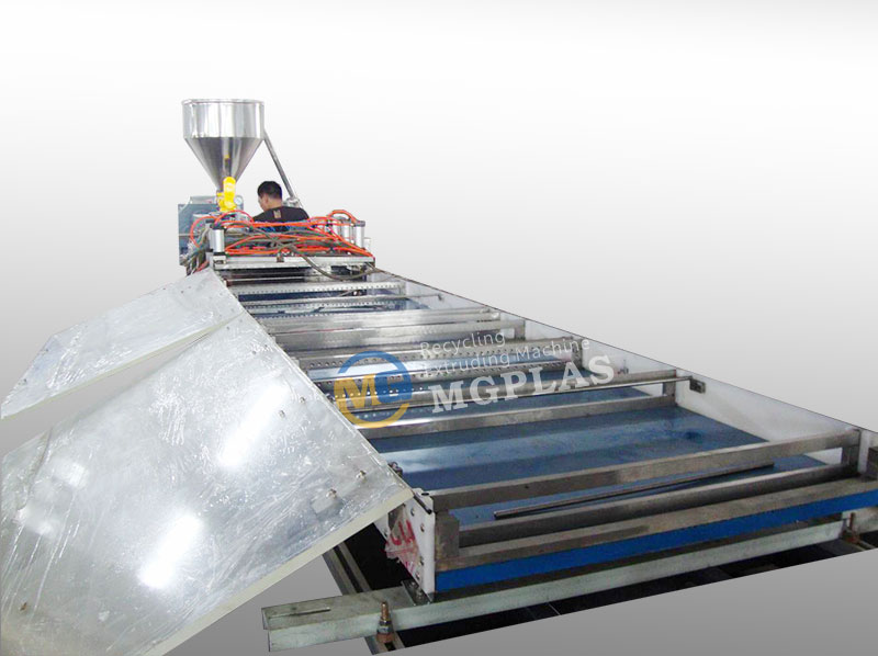 Hot Sale Wood And PVC WPC Door Production Line