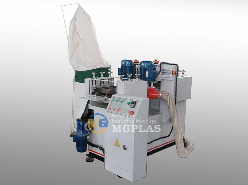 Efficient Double Side WPC Sanding Machine