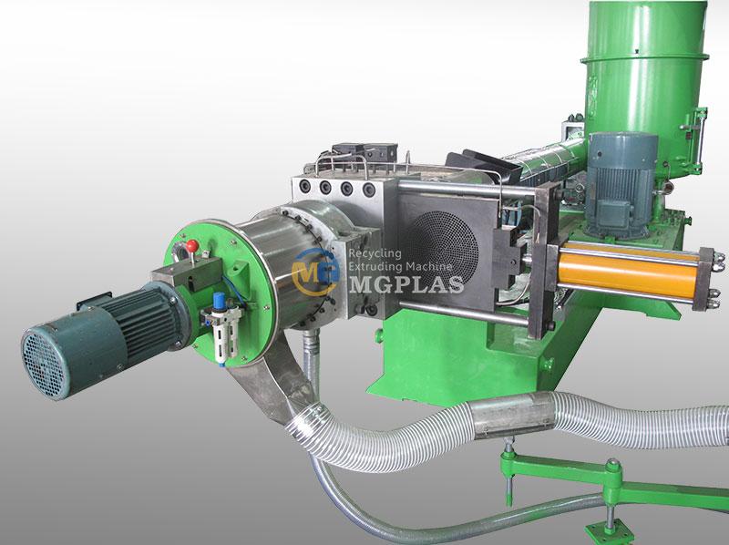 Large Capacity Water Ring Type PP PE Film Granulating Line