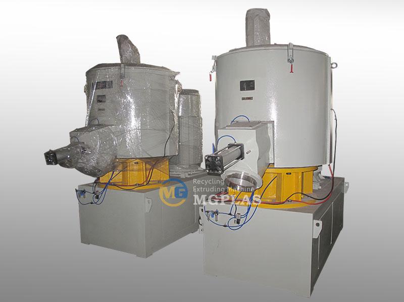 Stainless Steel High Speed Plastic Mixer Machine