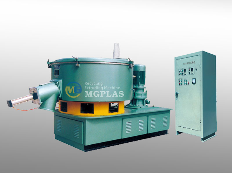 Good Quality Vertical Plastic Cooling Mixer