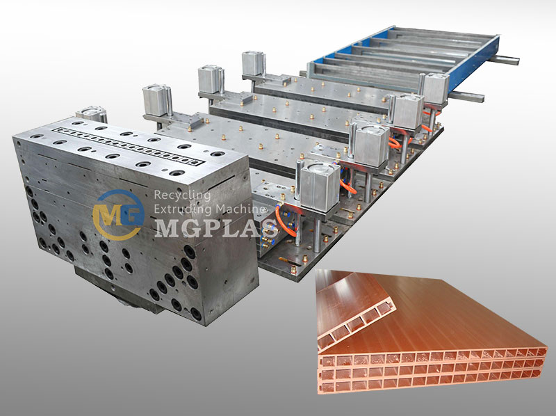 Good Quality WPC Extrusion Mould For WPC Door Board