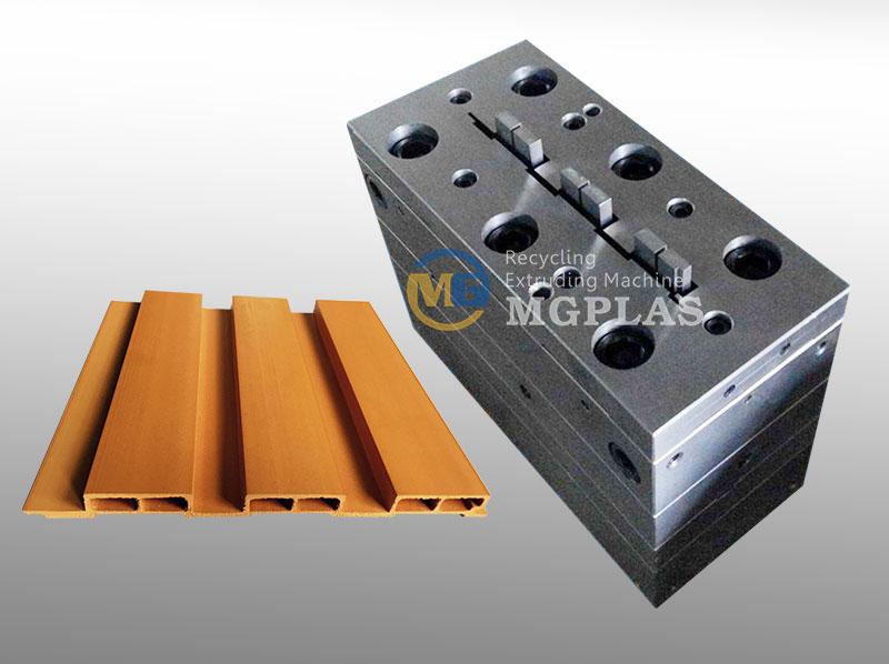 Long Lifetime Foam PVC WPC Ceiling Mould