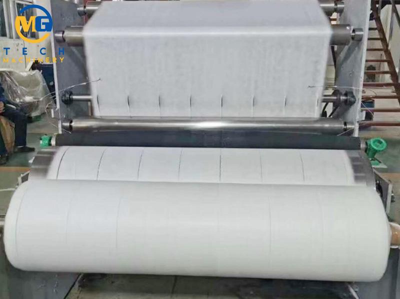 Large PP Melt Blown Fabric Making Machine