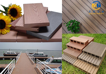 What is wood plastic composite (WPC) product?